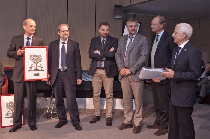 foto premiazione sodalitas